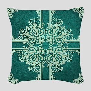 SPRUCE Woven Throw Pillow