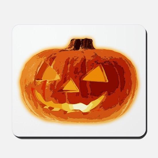 Halloween01LN Mousepad