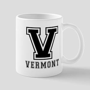 Vermont State Designs Mug