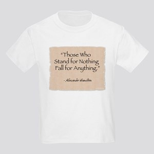 Kids T-Shirt: Fall for Anything