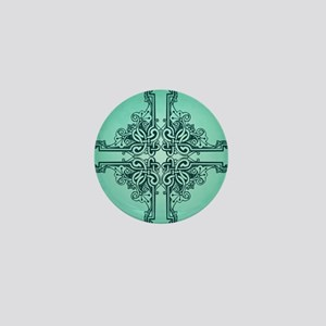 SEAFOAM Mini Button