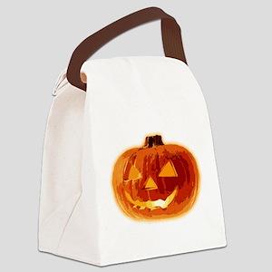 Halloween01LN Canvas Lunch Bag