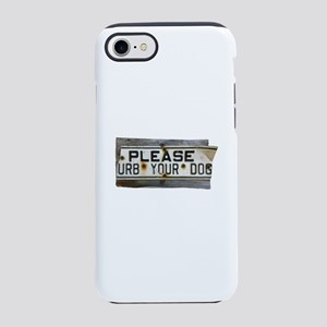 Please `urb iPhone 7 Tough Case