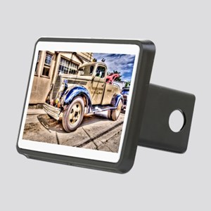 Tow Truck Rectangular Hitch Cover