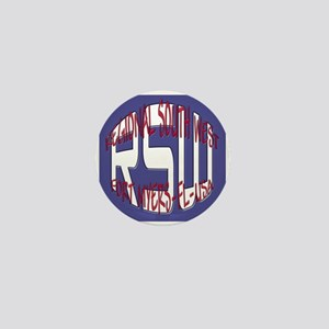 RSW Fort Myers USA Mini Button