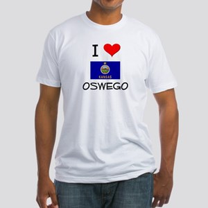 I Love OSWEGO Kansas T-Shirt