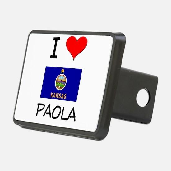 I Love PAOLA Kansas Hitch Cover