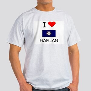 I Love HARLAN Kentucky T-Shirt