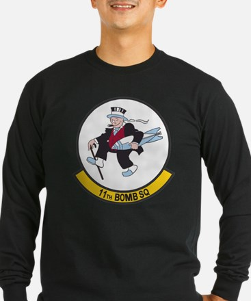 11th_bomb.png Long Sleeve T-Shirt