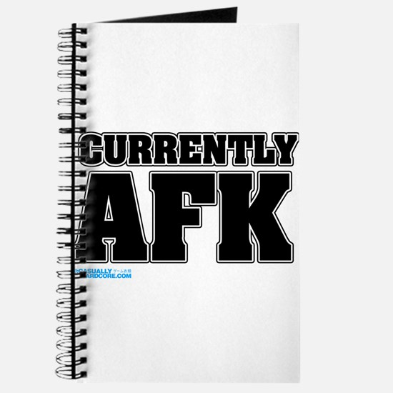 Currently AFK Journal