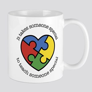 It Takes Someone Special To Teac 11 oz Ceramic Mug
