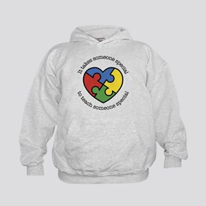 It Takes Someone Special To Teach Some Kids Hoodie