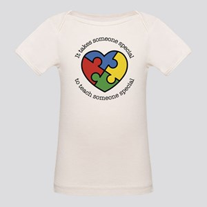 It Takes Someone Special To T Organic Baby T-Shirt