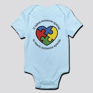 It Takes Someone Special To Te Baby Light Bodysuit