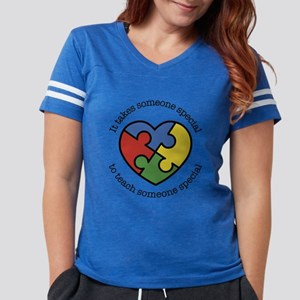 It Takes Someone Special To Womens Football Shirt