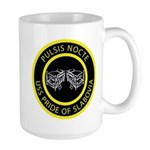 Pride of Slabovia logo Mugs