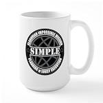 S.I.M.P.L.E. Mugs