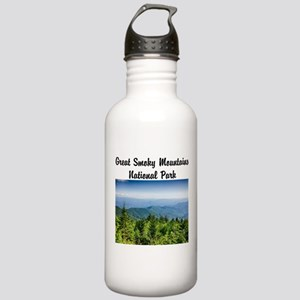 Great Smoky Clingmans Stainless Water Bottle 1.0l