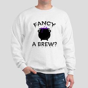 'Fancy a Brew?' Sweatshirt