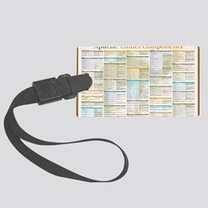 Apache Camel Components Large Luggage Tag