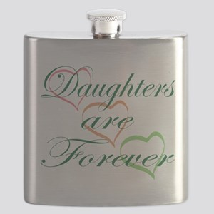 Daughters Are Forever Flask
