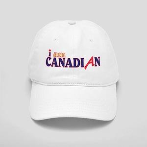 I Am Canadian Baseball Cap