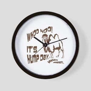 It's Hump Day Camel Wall Clock
