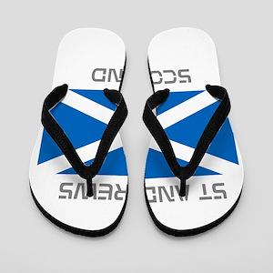 St Andrews Scotland Flip Flops