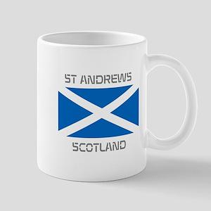 St Andrews Scotland Mug