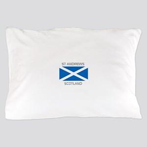 St Andrews Scotland Pillow Case