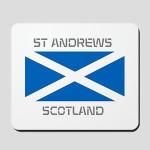 St Andrews Scotland Mousepad