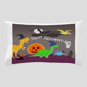 Happy Halloween Dinosaurs Kids Pillow Case