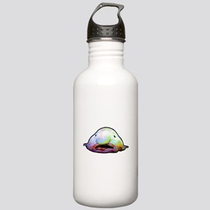 Blobfish, Psychrolutes marcidus Water Bottle