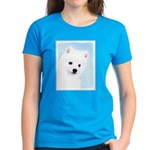 American Eskimo Dog Women's Dark T-Shirt