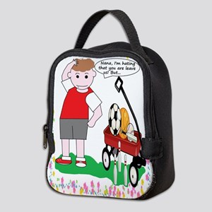 I will miss you Neoprene Lunch Bag