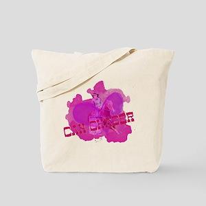 Can Chaser - Barrel Racer Tote Bag