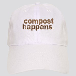 Compost Happens Cap