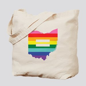 Ohio equality Tote Bag