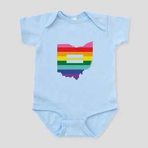Ohio equality Body Suit