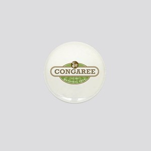Congaree National Park Mini Button