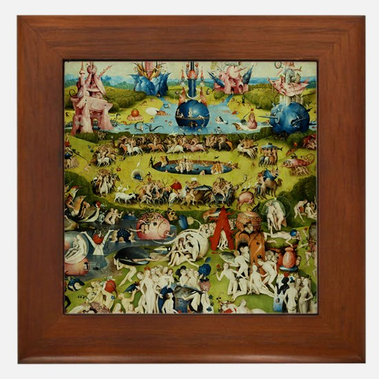 Garden Of Earthly Delights (by Hieronymus Bosch) F