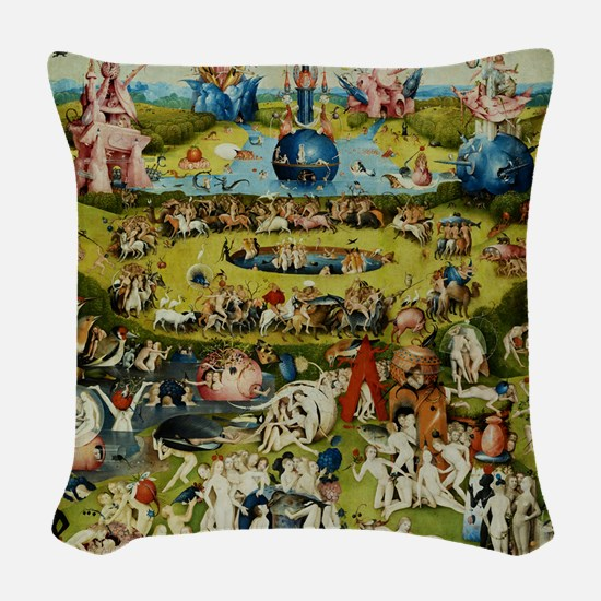 Garden Of Earthly Delights (by Hieronymus Bosch) W