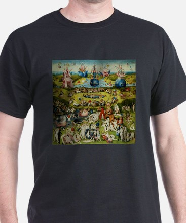 Garden Of Earthly Delights (by Hieronymus Bosch) T