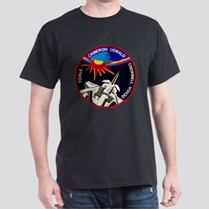 STS-56 Discovery Dark T-Shirt