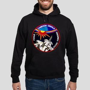 STS-56 Discovery Hoodie (dark)