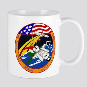 STS-57 Endeavour Mug