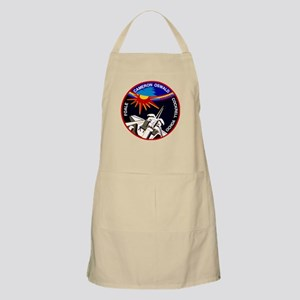 STS-56 Discovery Apron