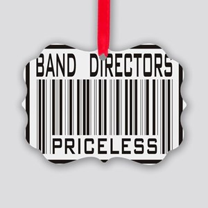 BandDirectorsPricelessT Picture Ornament