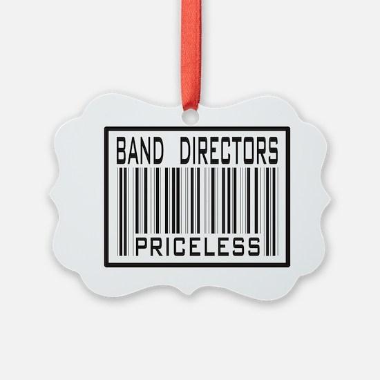 BandDirectorsPricelessT Ornament