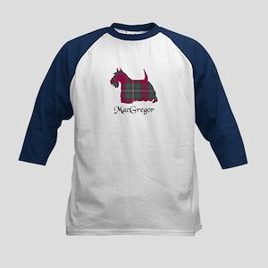 Terrier - MacGregor Kids Baseball Jersey